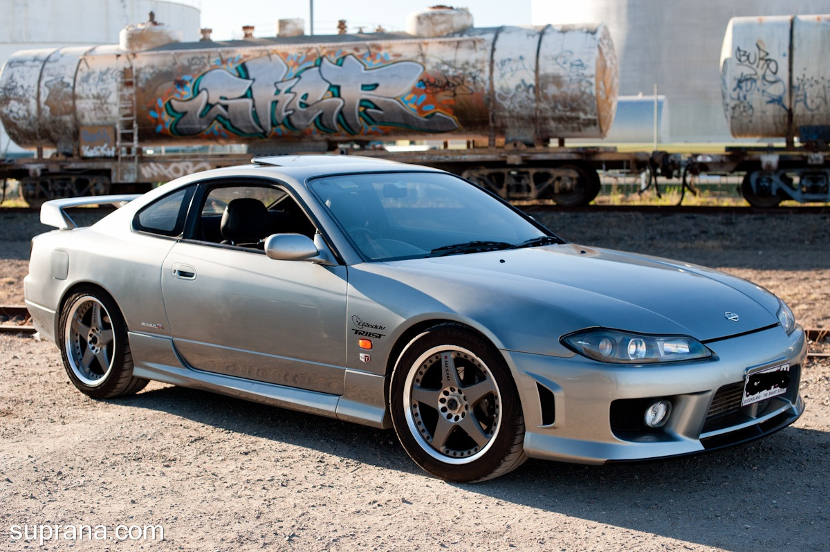 nissan 200sx s15 spec r gt - members rides - hardtuned